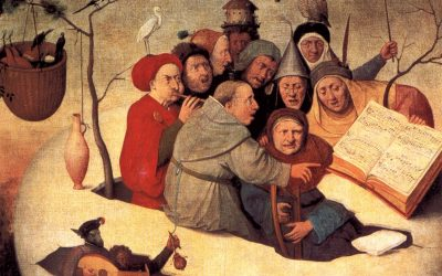 Hieronymus Bosch and the Concert in the Egg