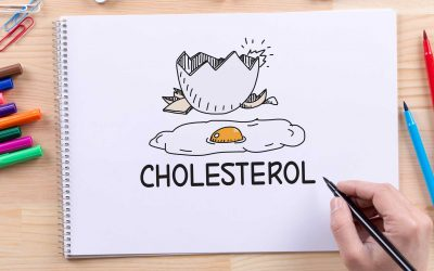 You don't have to fret about cholesterol