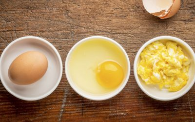 What is the nutrient content of eggs?